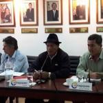 PARTICIPACIÓN EN LA SESIÓN EXTRAORDINARIA DEL CONAGOPARE NACIONAL